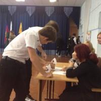 В Новороссийске прошли выборы президентов школ