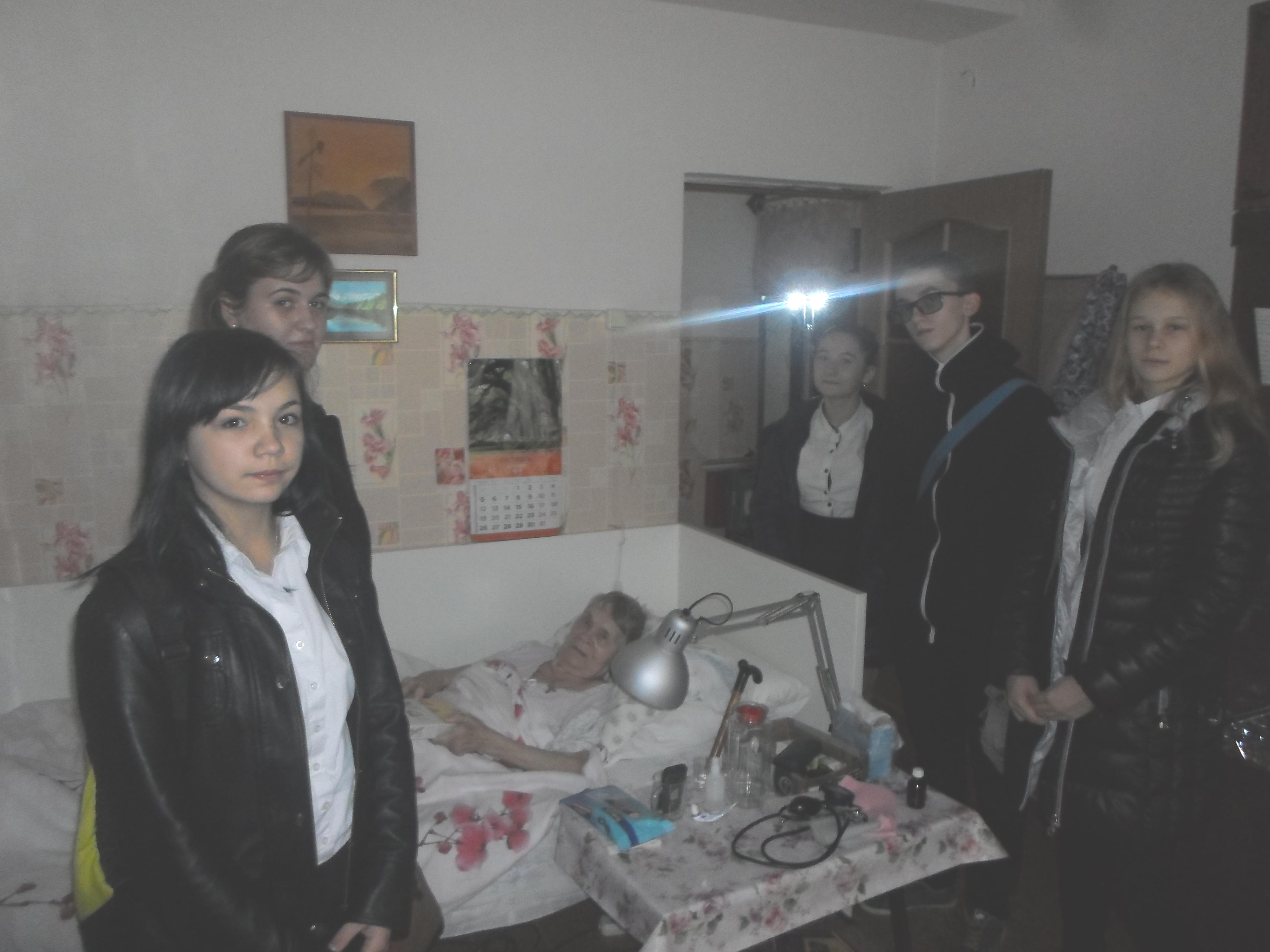 Волонтеры Новороссийска приняли участие в краевой акции «Благодарю тебя».