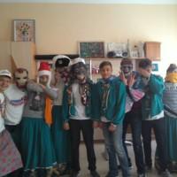 Квест «Мы едины» с успехом прошел в школе №28