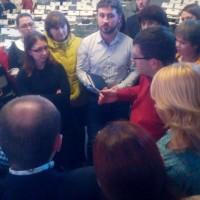 Краевой семинар-совещание руководителей органов по делам молодежи проходит прямо сейчас в Анапе