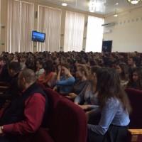 Сергей Килин пообщался с молодежью Новороссийска