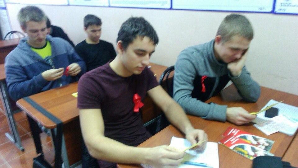 День борьбы со СПИДом проходит и в Новороссийске