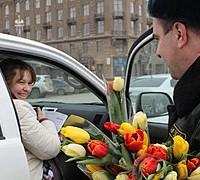 Молодежь и ГИБДД проведут «Цветочный патруль»