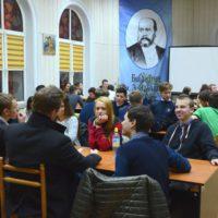 3 этап зональных соревнований Юношеской лиги чемпионата Краснодарского края по игре «Что? Где? Когда?»  сезона 2016-2017 годов