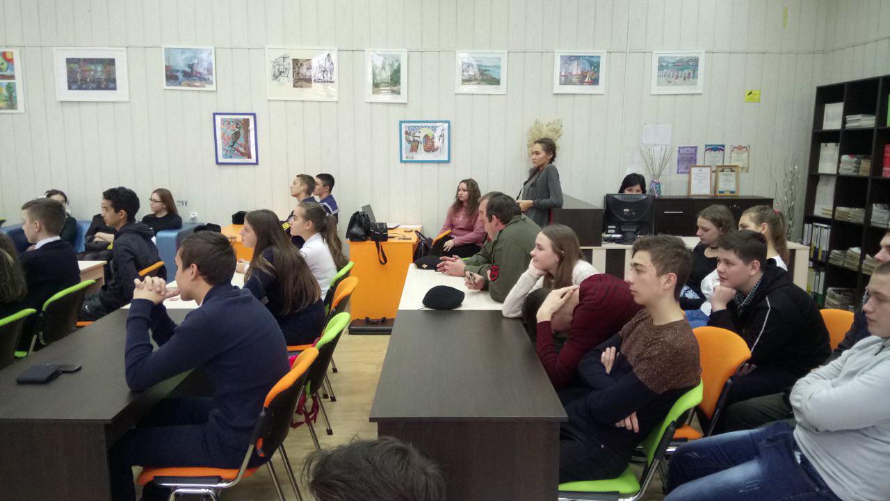 Молодежные советы Новороссийска и Туапсе встретились для обмена опытом