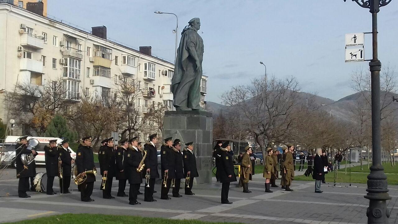 День неизвестного солдата отметили в Новороссийске