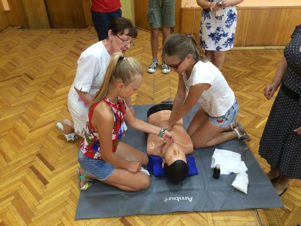Медики новороссийской станции «Скорой помощи» теперь могут не только лечить, но и учить.