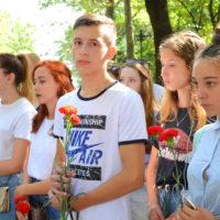 Делегация студентов из Ростова-на –Дону приехала с благотворительным проектом «Дороги славы  — наша история».