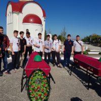 Перезахоронение на Кабахахе