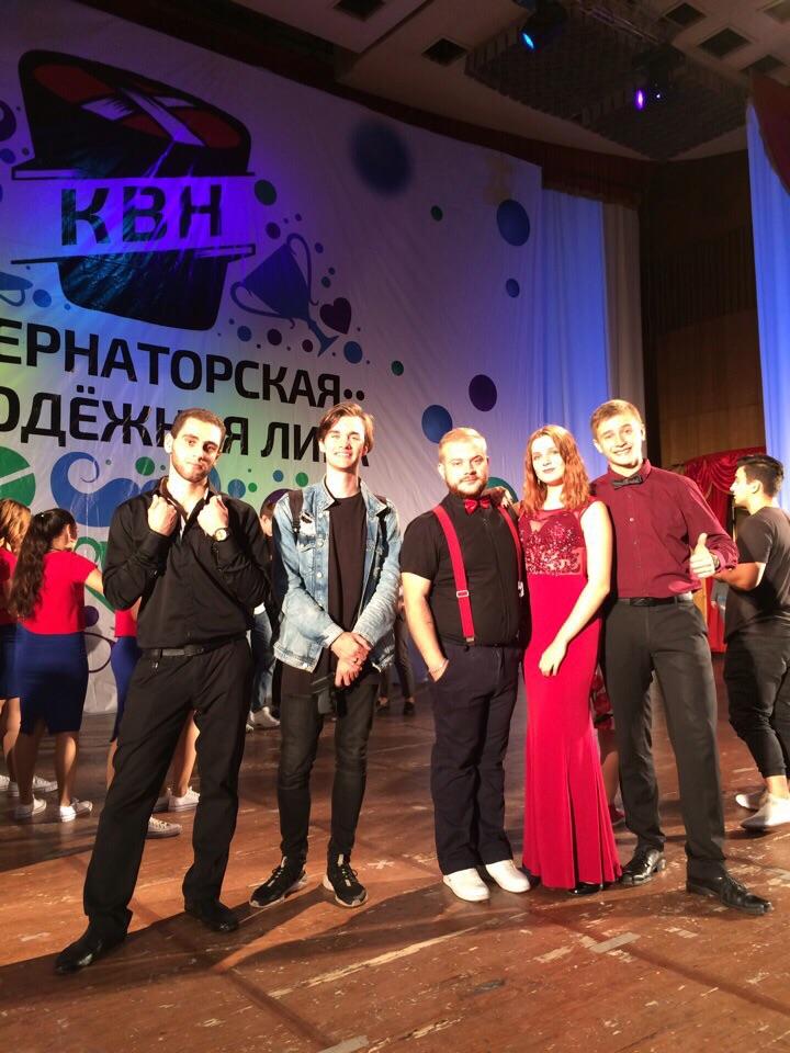 Команда города Новороссийска вышла в полуфинал Губернаторской молодежной лиги КВН