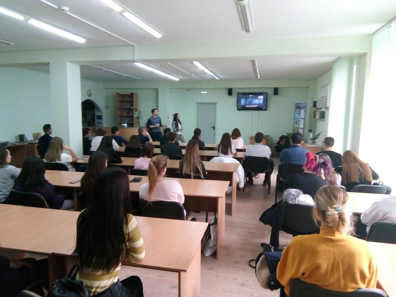 23 ноября на базе Новороссийского колледжа радиоэлектронного приборостроения прошло мероприятие антитеррористической направленности.