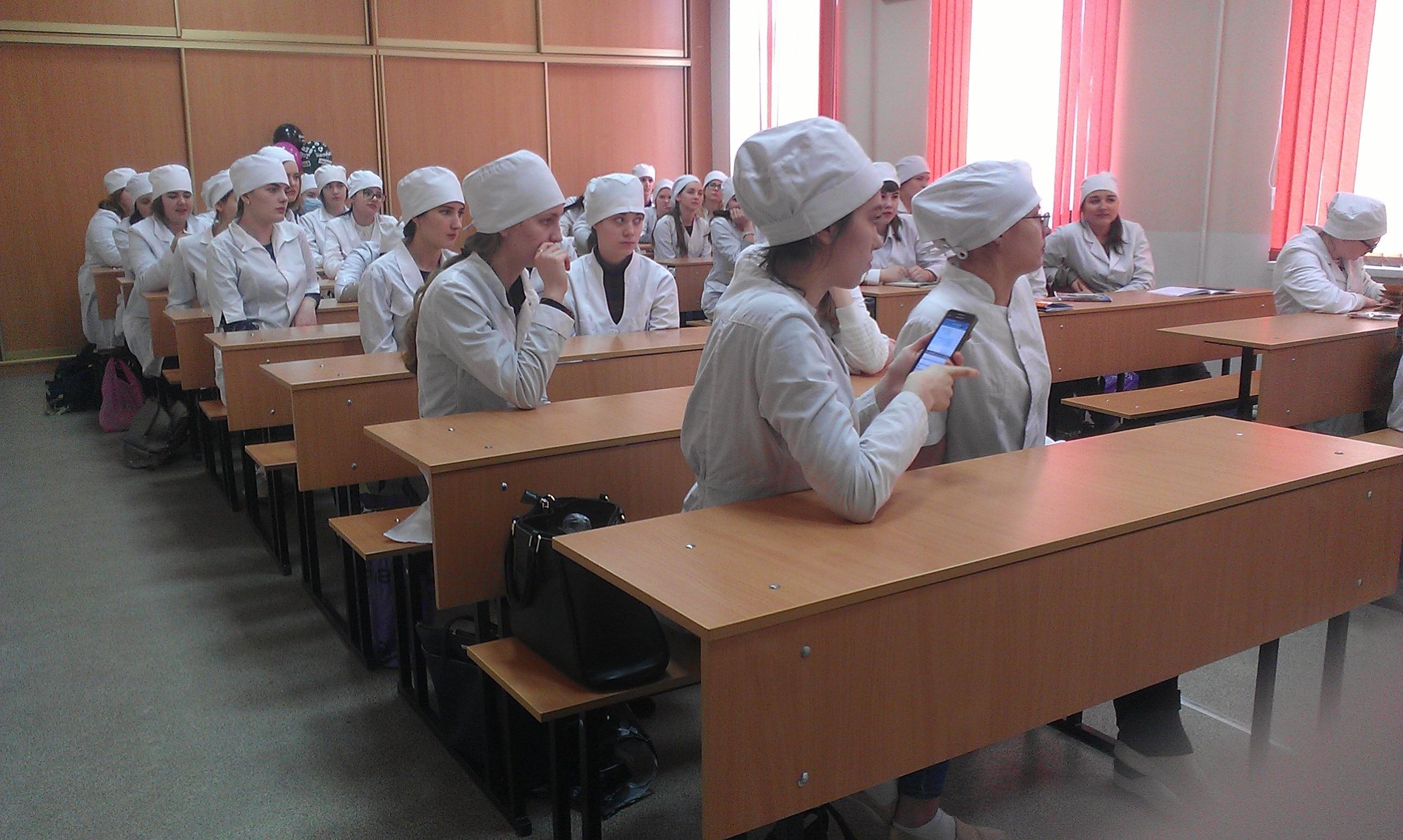 6 декабря 2018 года на базе Новороссийского медицинского колледжа прошел показ презентации на тему: «Мы разные, но мы вместе!»