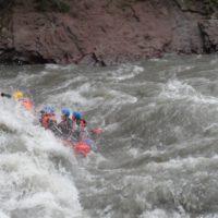 Прошли однодневные водные походы в Республике Адыгея