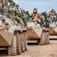 13-15 сентября пройдет юбилейная XV-я Международная военно-тактическая игра «ЗАРЯ: Сутки в броне».
