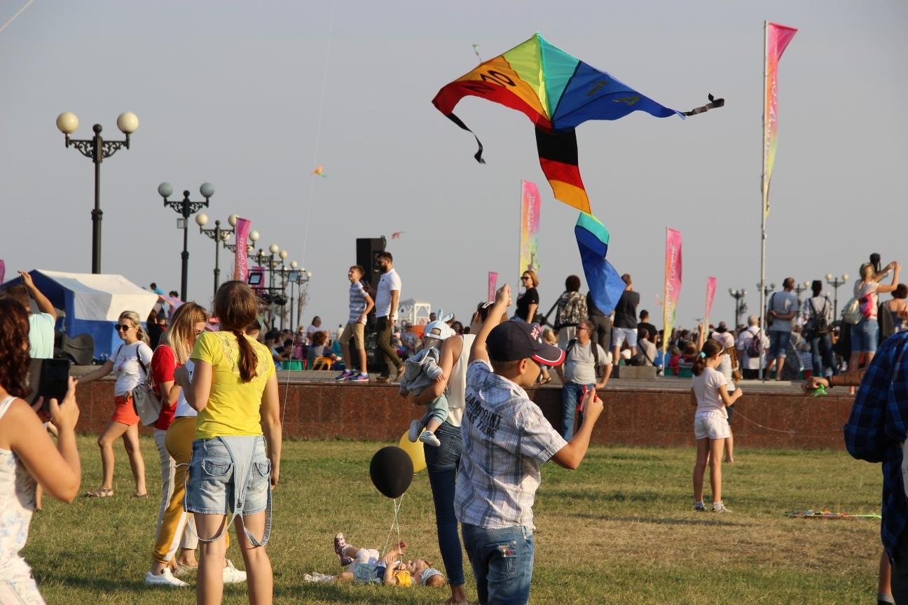 Фестиваль воздушных змеев «Летящая мечта»