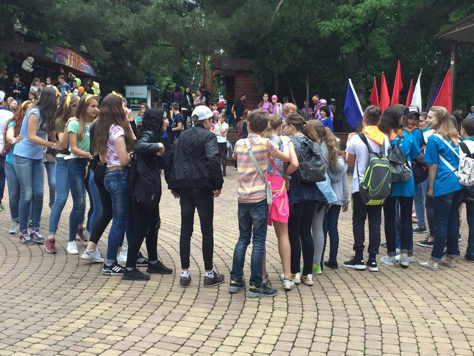 Фестиваль молодежного творчества «Город молодых»