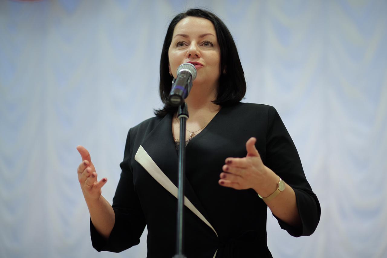 Форум активистов волонтерского движения «Доброволец года — 2019» в Ханты-Мансийске.