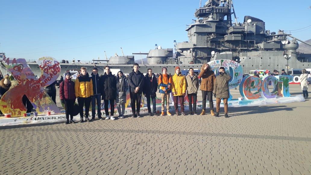 Студенческий отряд «Ветер» помог в организации III ежегодного фестиваля «Хамса-Фест-2019»